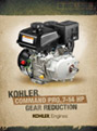 Command PRO 7-14 hp Gear Reduction Brochure