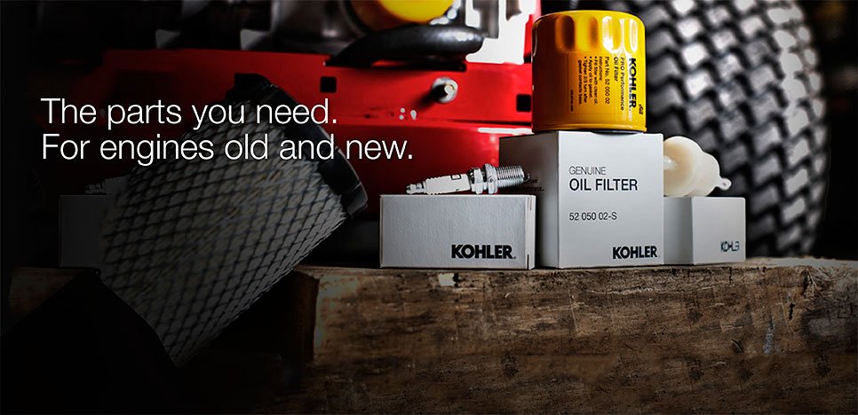 Kohler Engines: Home