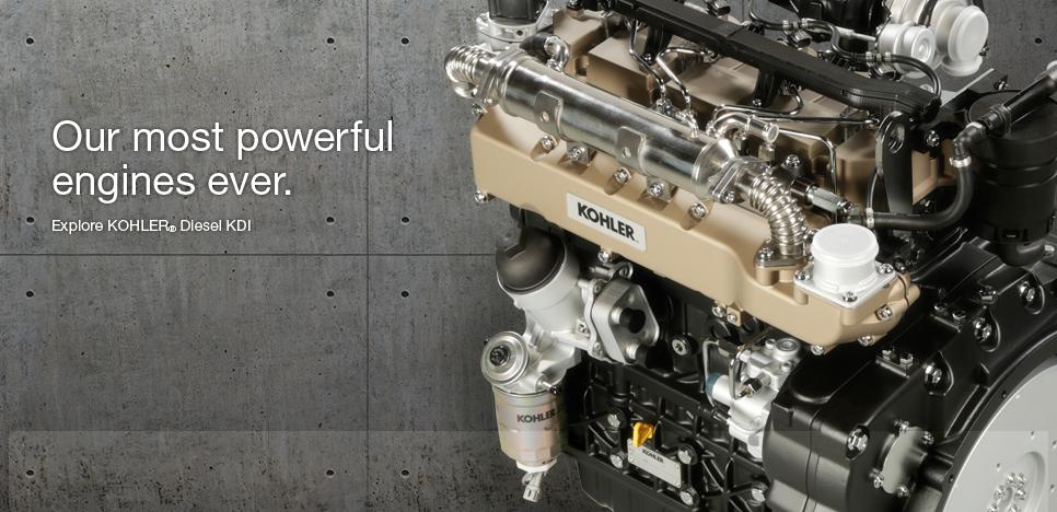 Kohler Engines: Home