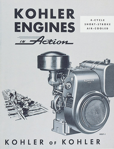 Kohler Engines in Action