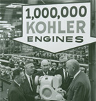 One Millionth Kohler Engine